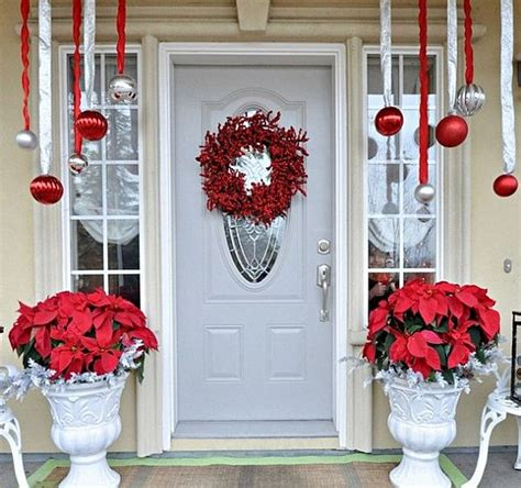 easy homemade outdoor christmas decorations 20 diy outdoor decorations ideas 2014