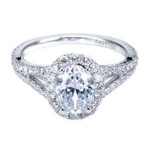 1ct Diamonds Ring Engagement Ring 14k White Gold Wedding Ring Full » Home Design 2017