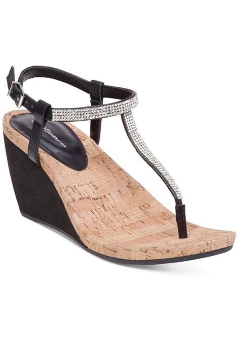 bcbg wedge sandals bcbg bcbgeneration maybel wedge rhinestone sandals s