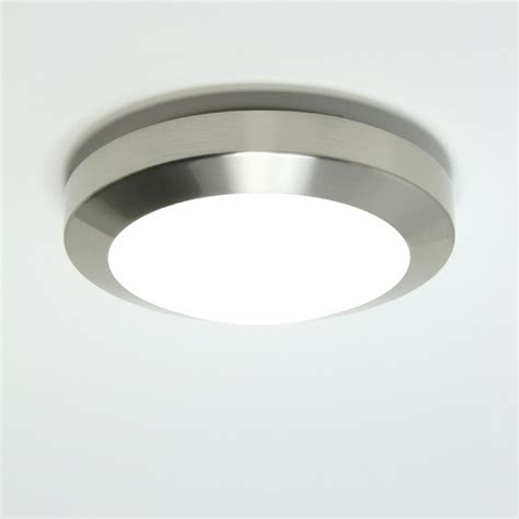 Bathroom Ceiling Light Astro Lighting Dakota Plus 180 Brushed Nickel Bathroom