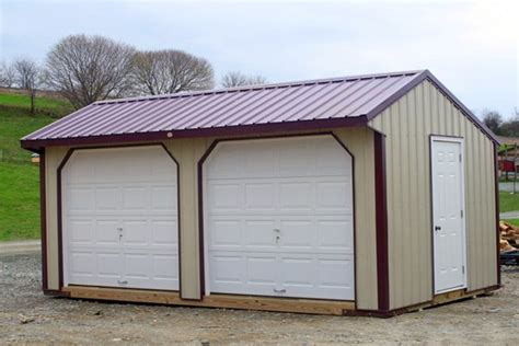 Two Door Shed Windy Hill Sheds Garages
