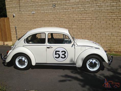 volkswagen beetle herbie vw beetle quot herbie quot