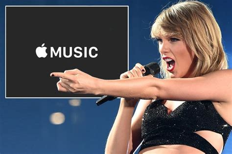 taylor swift and apple music apple music changes payment policy and apologises after