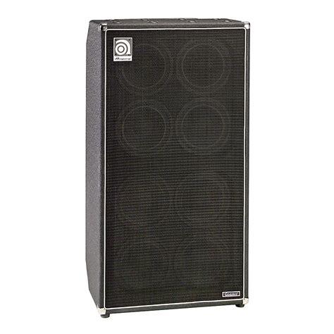Bass Cabinet by Eg Classic Svt 810e 171 Bass Cabinet