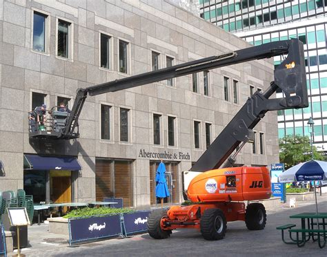 Cherry Picker Description by File Cherry Picker Fulton St Jeh Jpg