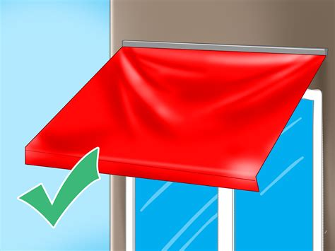 cleaning canvas awnings how to remove mildew from canvas awnings 6 steps with pictures