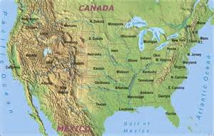 map of us mountain ranges business continuity planning guide