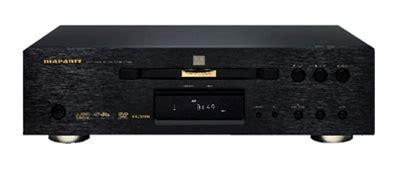 Marantzs Dv7001 Dvd Player Upscales To Hd by Marantz Dv7001 Progressive Scan Universal Dvd Player