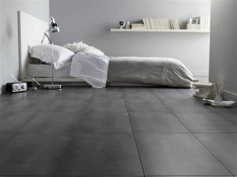 chambre sol gris carrelage rectangulaire int 233 rieur gris pour la chambre