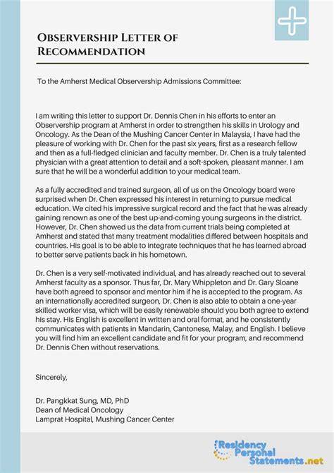 Cover Letter For A Letter Of Recommendation by Sle Letter Of Recommendation For Gi Fellowship Cover