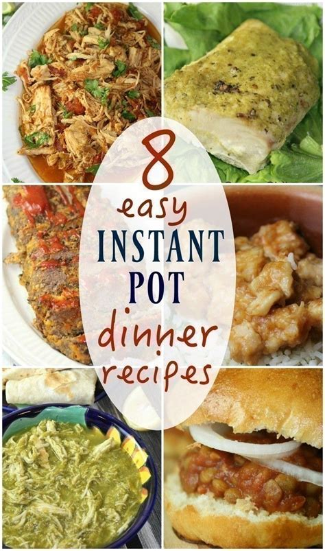 500 instant pot recipes easy and delicious recipes for your whole family electric pressure cooker cookbook instant pot cookbook books 8 easy instant pot dinner recipes instant pot pressure