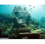 Underwater Houses Pictures  Freaking News