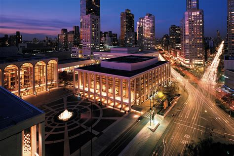 lincoln center capital needs survey and master plan