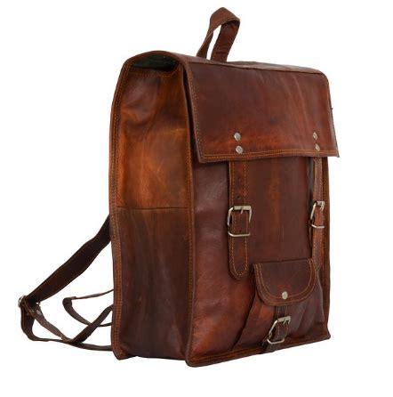 mochilas mujer cuero mochilas de cuero para hombre o mujer artesanos piel de