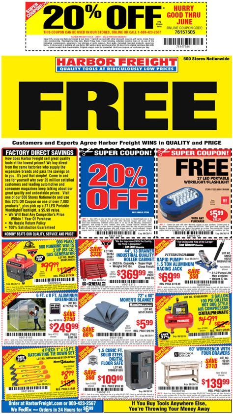 harbor freight coupons 20 off printable harbor freight driverlayer search engine