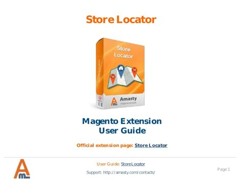 store locator magento extension extension user guide