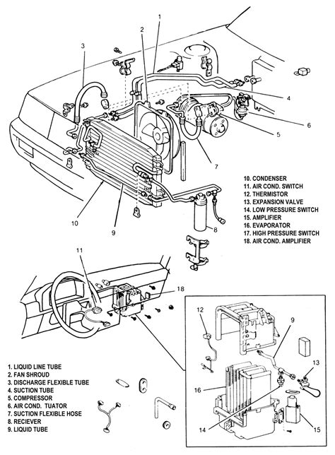 chevrolet monte carlo  fi ohv cyl repair guides air conditioning refrigerant
