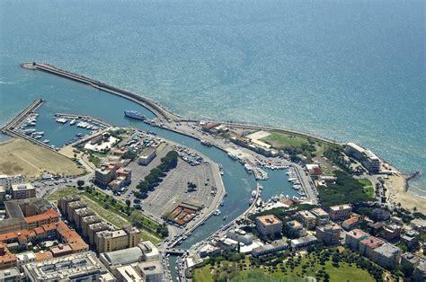 a terracina terracina harbour in terracina lazio italy harbor