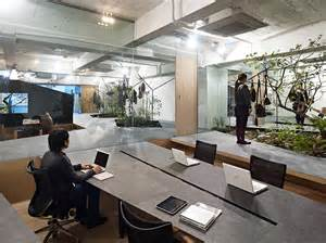 cool office japan for nature open space showroom