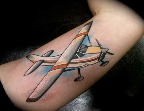 aviation tattoos designs airplane tattoos designs ideas and meaning tattoos for you