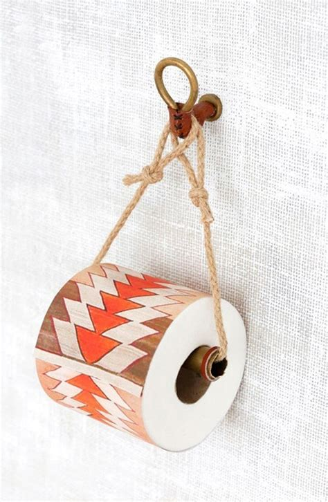How To Make Toilet Paper Holder - 30 unique exles of diy toilet paper holder