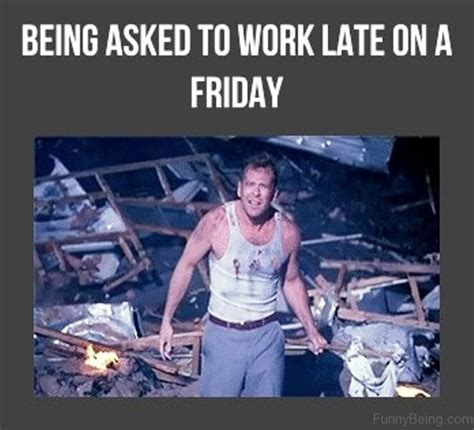 Friday Night Meme - 54 friday meme pictures that show we all live for the weekend