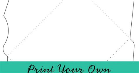 printable harry potter envelope template a well feathered nest printable envelope template