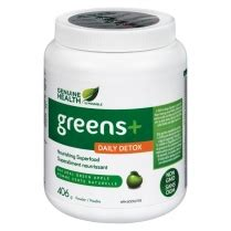 Greens Plus Daily Detox Side Effects by Cure D 233 Toxifiante Genuine Health Greens Plus Daily Detox