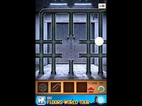 100 floors annex level 59 walkthrough guide - 100 Floors 59 Walkthrough