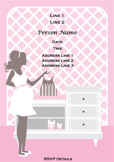 Baby Shower Invitations For Free by Design Free Baby Shower Invitation Templates For