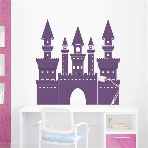 castle wall sticker princess castle quotes quotesgram