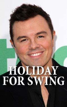 seth macfarlane holiday for swing zip 1000 images about live with kelly ripa michael strahan
