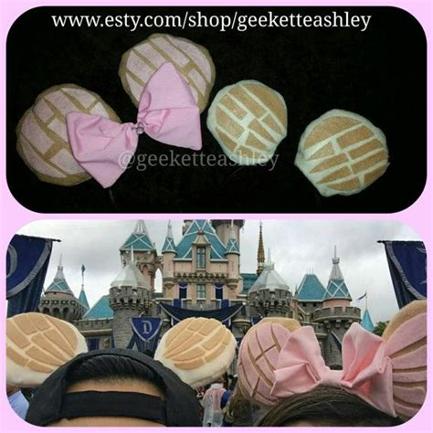 Take Inspiration From Minnie Mouse This It Up For Your Own Mickey Mouse by Concha Disney Inspired Ears With Mickey Bling Bow Shut