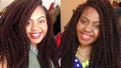 crochet braids with the caribbean twist hair long quot crochet braids quot model model glance braid