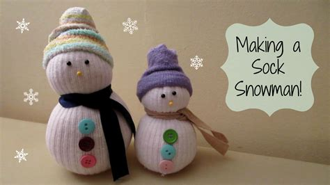 crafts snowman 19 sock snowman diy crafts guide patterns