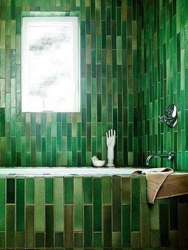 bathroom trend matte tiles
