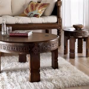 table basse style pour salon marocain deco