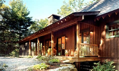 covered porch house plans architecture pa cabin with porch cabin house plans covered