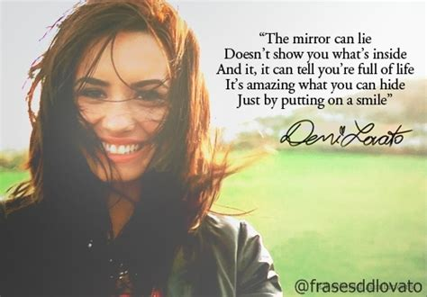 demi lovato quotes about life demi lovato lie life quote text image 429909 on
