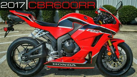 honda 600cc rr 2017 honda cbr600rr review of specs walk around cbr