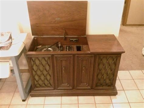 How Many Cabinet How Much Is An Antique Record Player Cabinet Worth