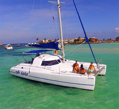 catamaran charter cancun oh la la catamaran catamarans in cancun boats in cancun