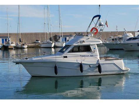 un barco pesquero recolecta 800 rodman 800 fly en cn garraf lanchas de ocasi 243 n 66656