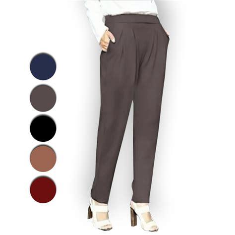 Celana Leging Panjang Jumbo celana panjang wanita jumbo pant kensya elevenia