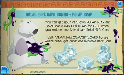 Where Can You Get Animal Jam Gift Cards - updates as of 10 29 15 jamaa journal october 22 vol 158 animal jam seekers