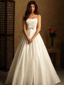 simple wedding gown simple a line lace wedding dress ipunya
