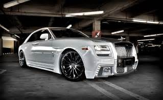 Rolls Royce Tuning Gallery Rolls Royce Ghost By Wald International Gtspirit
