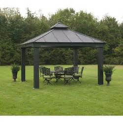 Seasonal Awnings Member S Mark Royal Hardtop Gazebo Sam S Club