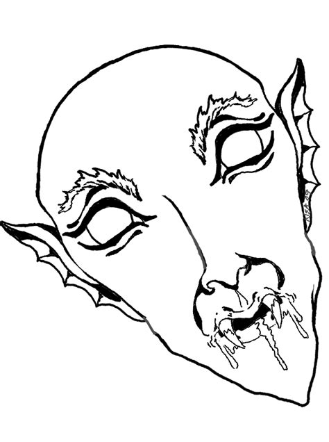 printable masks to colour for free free printable mask coloring pages for kids