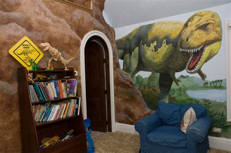 Dinosaur Room by Dinosaur Theme Chicago By